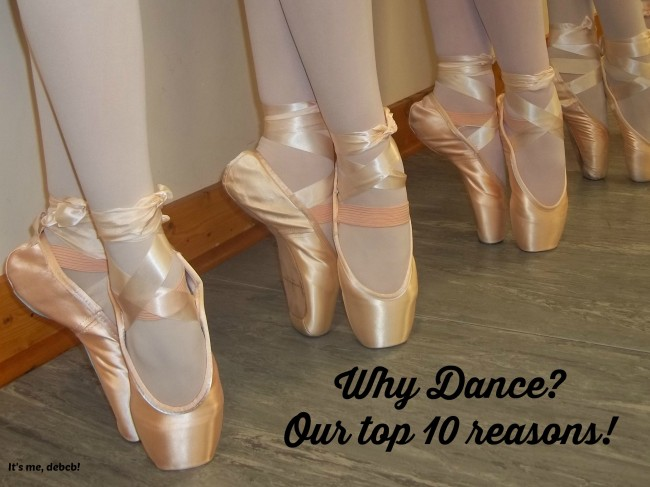 Why Dance? Our Top 10 Reasons