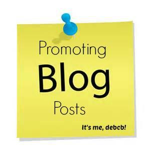 Promoting blog posts
