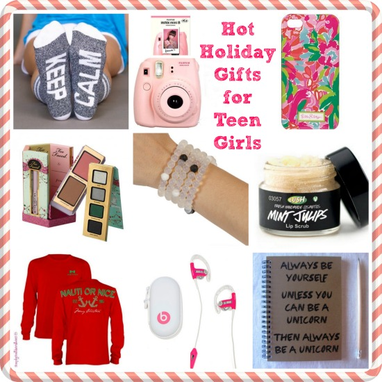 Holiday gifts for teen girls it 39 s me debcb for What should i give my mother for christmas