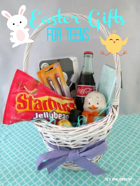 Easter gifts for teens its me debcb negle Images
