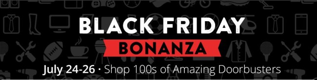 It's Black Friday Bonanza on Groupon