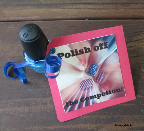 Polish off the Competition Motivator