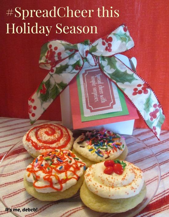 #SpreadCheer this Holiday Season