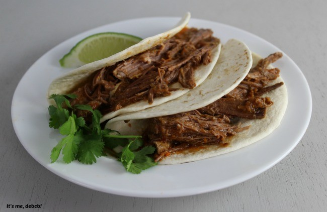 Slow Cooker Barbacoa Beef - It's me, debcb!