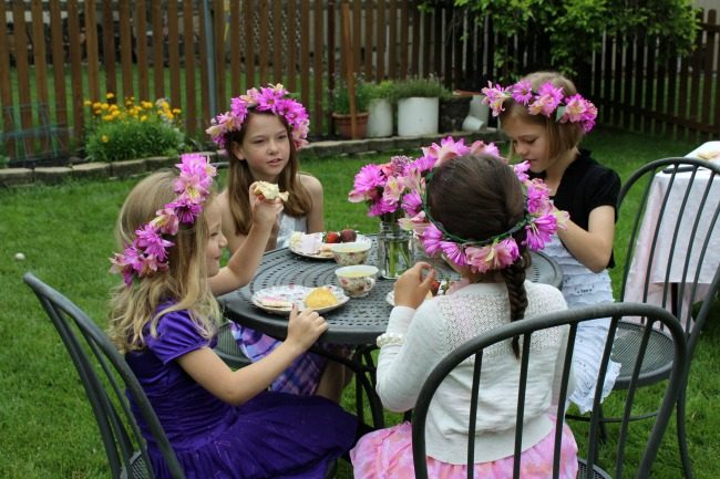 Summertime Tea Party
