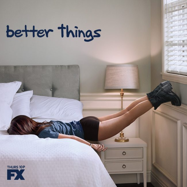 Not the perfect mom? Watch FX's Better Things