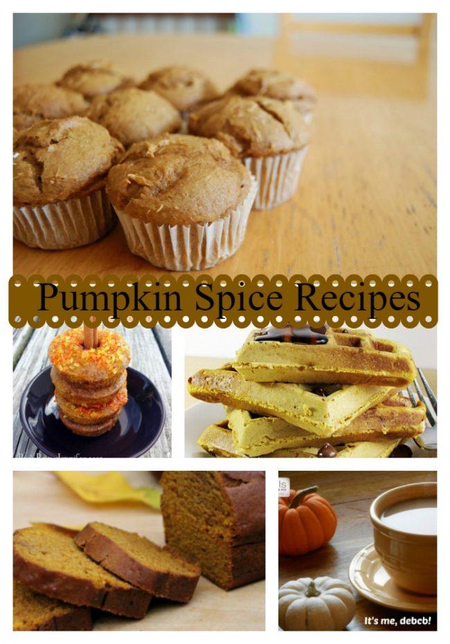 Wouldn't a little pumpkin spice be nice?