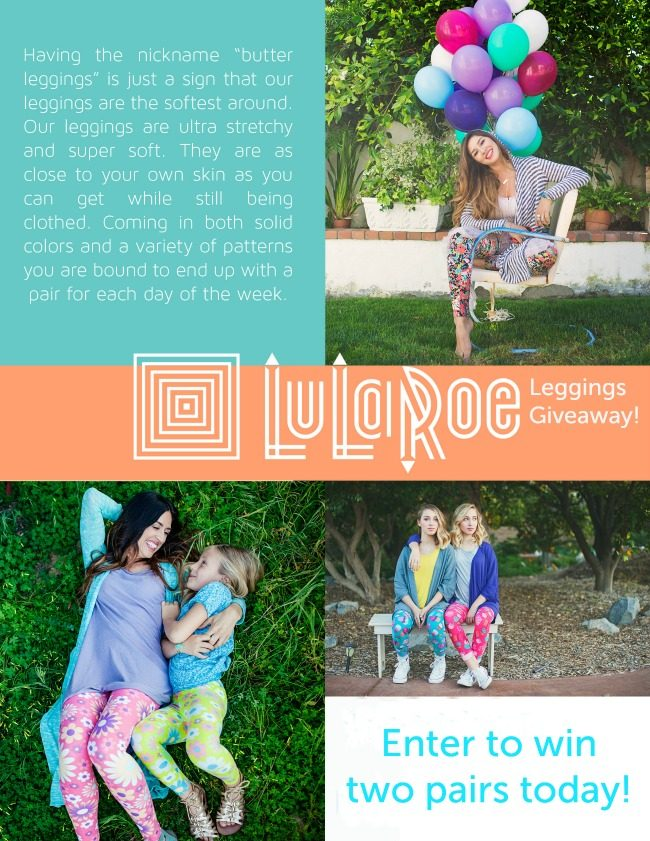 Who cares about Halloween? A LuLaRoe leggings giveaway