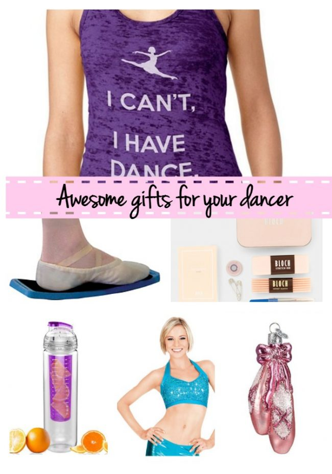 Gifts for your Dancer